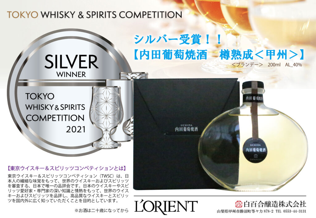 TWSC2021受賞
